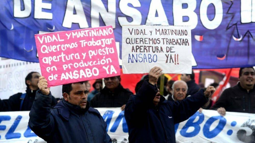 Quilmes: Trabajadores despedidos de ANSABO adelantaron que buscarán la expropiación