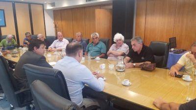 """La FeMPINRA se reunió con el Ministro de Trabajo: """"Tenemos que encontrar la salida entre todos"""""""