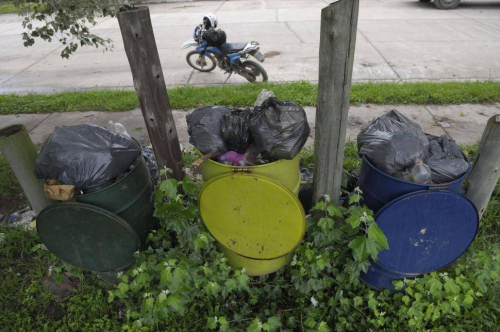 Tres comunas del oeste tucumano se quedan sin recolección de residuos