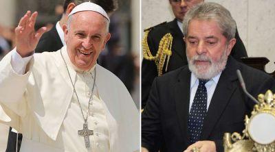 Lula da Silva visitará al Papa Francisco en el Vaticano
