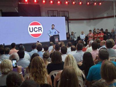 """Cumbre del radicalismo: """"El pueblo nos dará la oportunidad de ser gobierno de la mano de la UCR"""""""