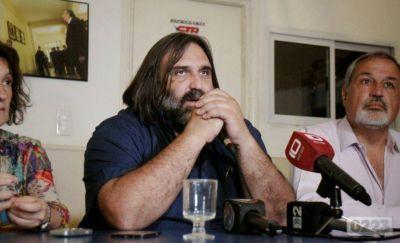 Baradel le pidió a Montenegro que no actúe con la