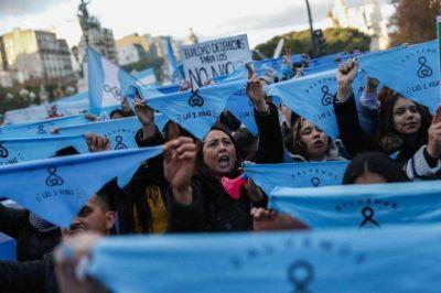 La Iglesia Católica convocó a una marcha el 8 de marzo para rechazar el aborto