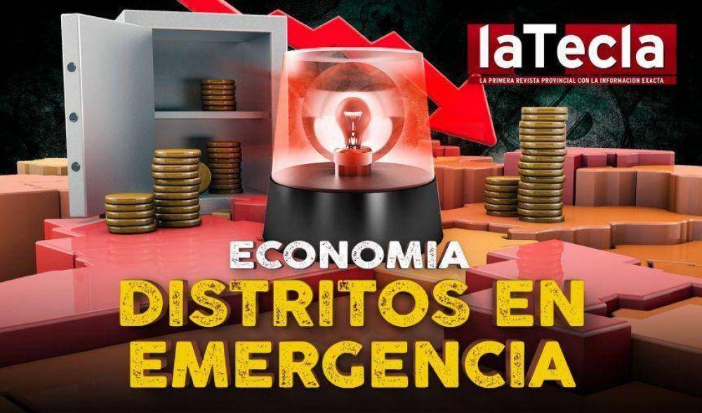 Distritos en emergencia