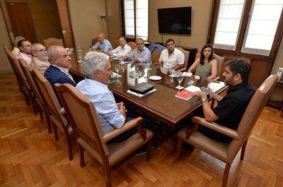 Entre política y gestión: los ministros de Kicillof sumaron recorridas y reuniones con intendentes