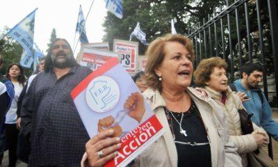 """Petrocini pide la cláusula gatillo y remarca: """"Siempre hemos presentado lucha"""""""