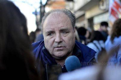 """Miguel Díaz: """"No merecemos estos salarios; hay que arreglar lo que nos hizo padecer el gobierno anterior"""""""