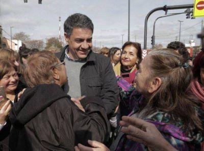 Jorge Macri comienza a recorrer la provincia para apuntalar el territorio