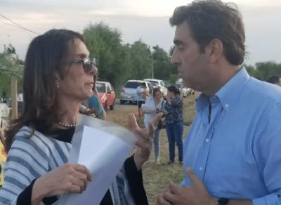El Intendente solicitó que continuidad de las obras en Santa Marta
