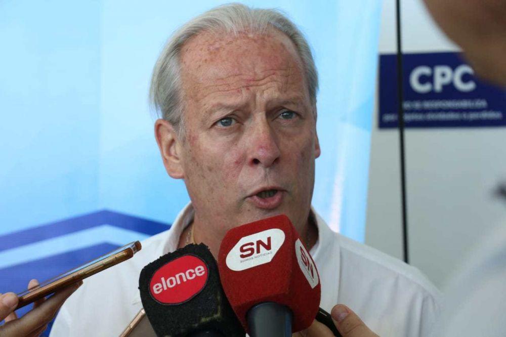 Andrés Rodríguez dijo que la paritaria de su gremio vence el 31 de mayo y aún no hay diálogo