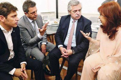 Alberto, Massa y Cristina: la interna para ver quién se queda con el Puerto de Buenos Aires
