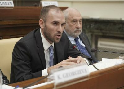 Deuda en el Congreso y programa económico con el FMI: los próximos pasos de Guzmán