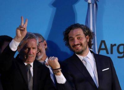 """El canciller Felipe Solá respaldó al Jefe de Gabinete: """"No hay presos políticos en la Argentina"""""""