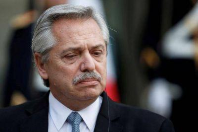 Alberto Fernández amenazó a los bonistas privados con caer en default si exigen a la Argentina pagar más de la cuenta