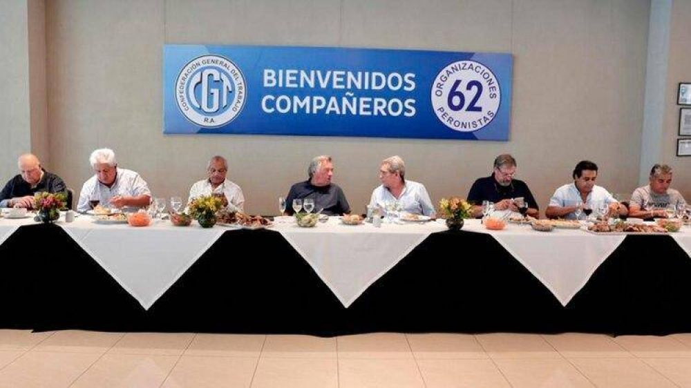 """Barrionuevo dijo tener """"esperanza"""" en el Gobierno, pero advirtió que """"seguimos con ajuste y más ajuste"""""""