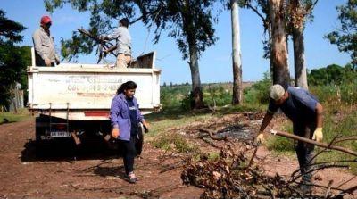 El Municipio de Posadas y el IPRODHA trabajan en un convenio para optimizar la limpieza de la ciudad
