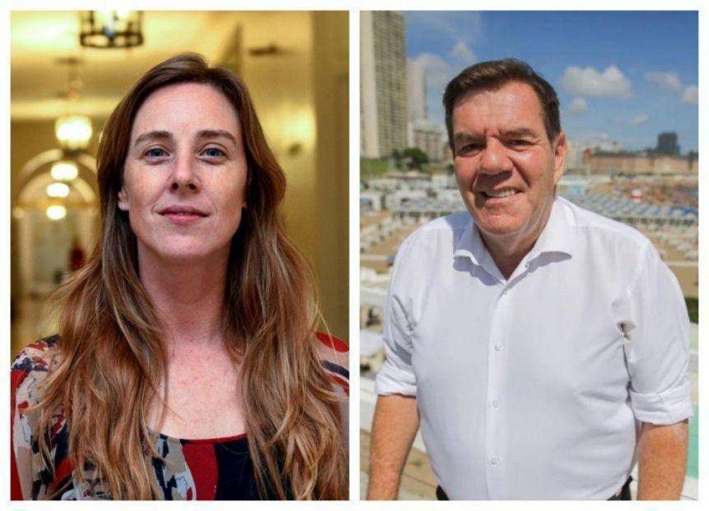 """Montenegro y una """"reunión positiva"""" en La Plata"""