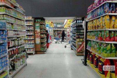 Precios Cuidados: alto cumplimiento en los supermercados de Mar del Plata