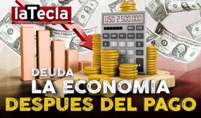 La economía después del pago