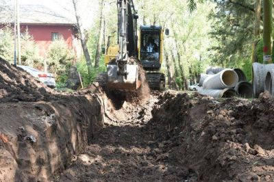 """Inicia la obra de pavimentación e hidráulica en el barrio """"La Pradera"""""""