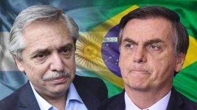 Solá se reúne con el canciller de Bolsonaro para encauzar la relación con Brasil