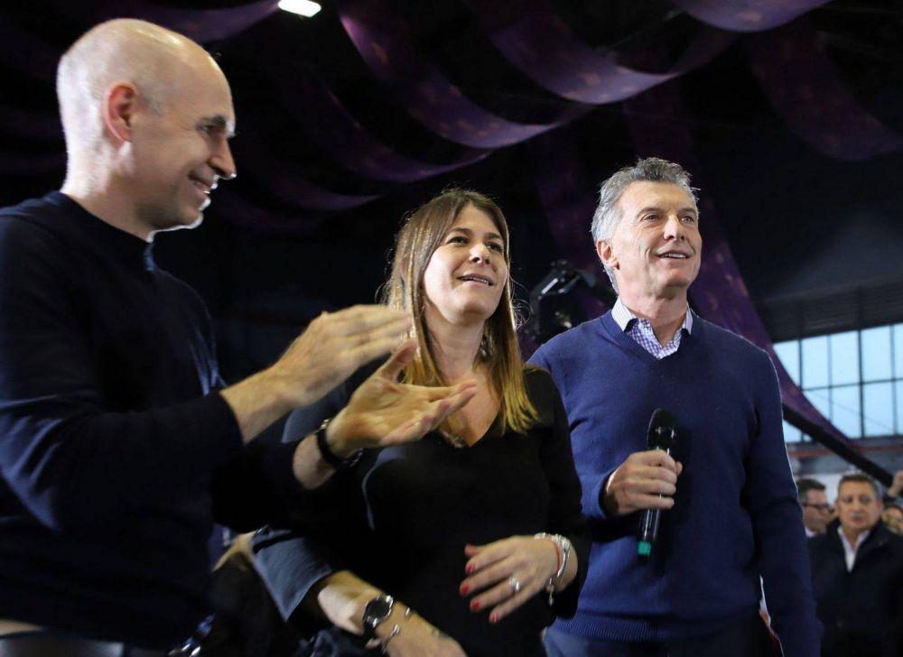 """Macri y el bridge""""Estábamos con los amigos de siempre jugando al bridge"""