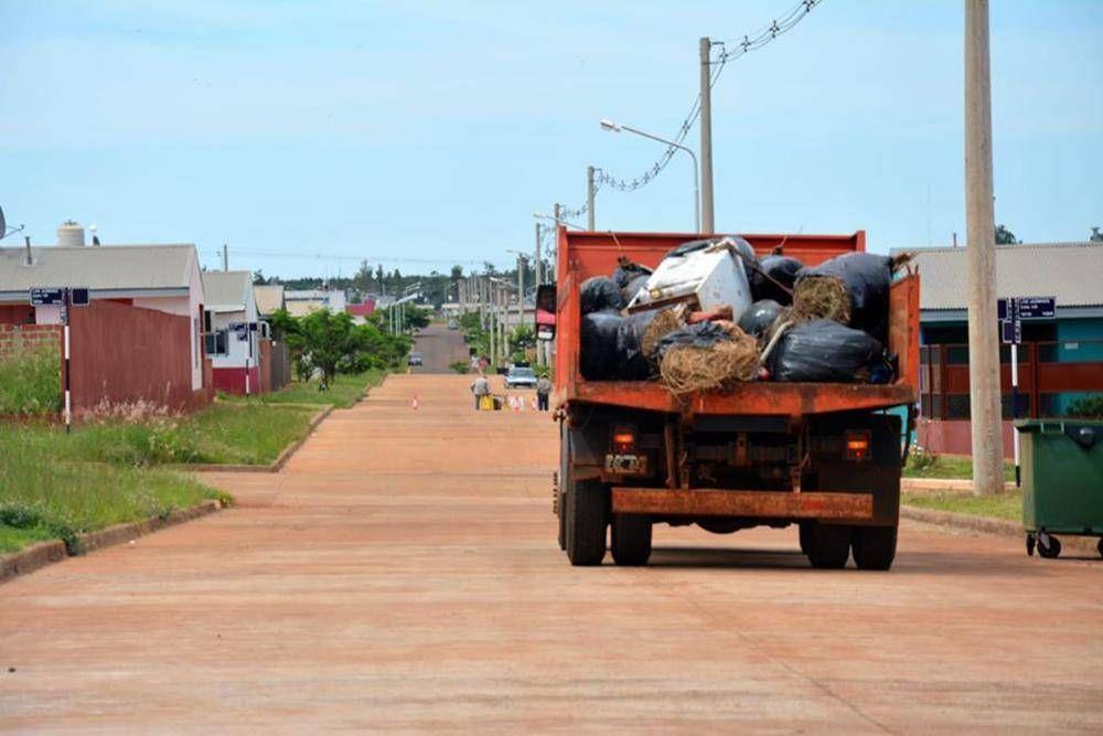 Residuos: convenio entre Iprodha y Municipalidad