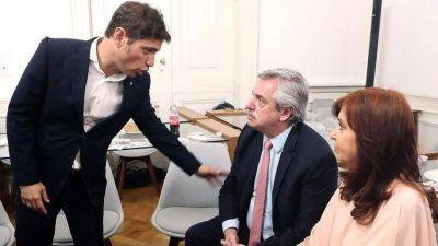 Axel Kicillof aseguró que hay presos políticos en Argentina y se calienta la interna en el Frente de Todos
