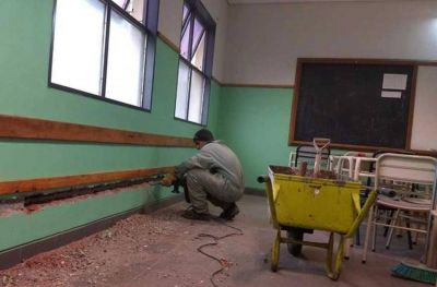 Suteba denuncia que hay 24 escuelas con riesgo de inicio en Mar del Plata