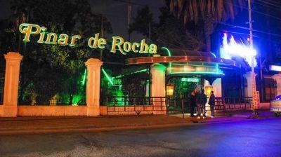 Tiros, pánico y un muerto en la puerta del boliche Pinar de Rocha
