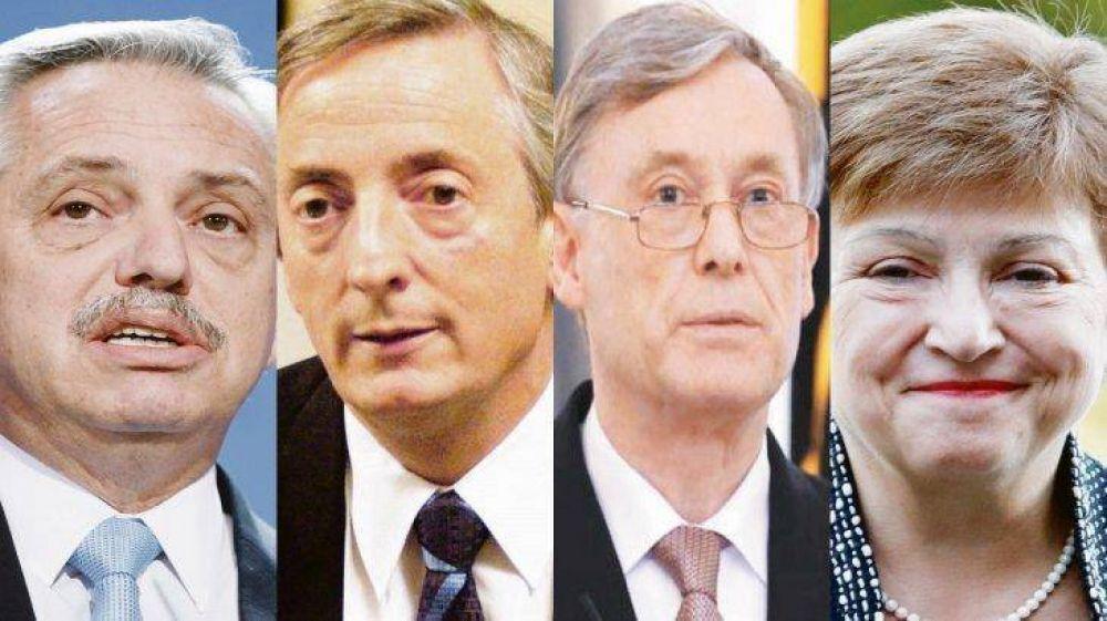 La oferta al FMI: superávit fiscal y comercial + Vaca Muerta