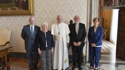 El Papa: el carisma de la unidad es una gracia para nuestro tiempo