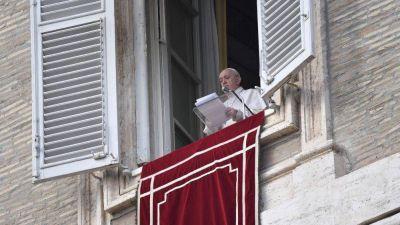 Ángelus del Papa: Iglesia llamada a prolongar en la historia la presencia de Cristo