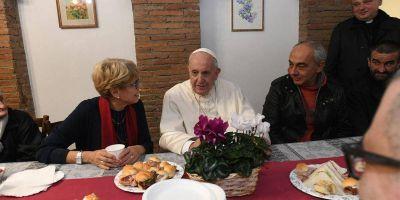 El Papa convierte un palacio del Vaticano en un refugio para indigentes