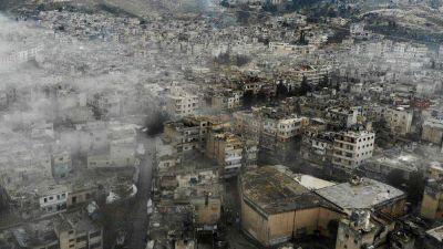 Siria: Llamamiento urgente del Papa para proteger la vida de los civiles