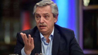 Fernández confirmó que no quiere cláusula gatillo en esta ronda paritaria