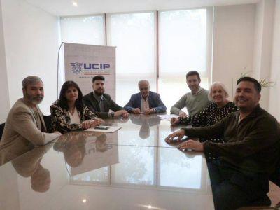 UCIP firmó un convenio para alentar y capacitar en Deportes Electrónicos