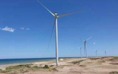 El Parque eólico de Necochea ya inyecta energía al sistema interconectado