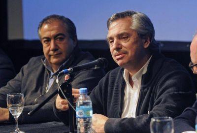 Alberto Fernández sugirió a los principales gremios que no activen cláusulas gatillo
