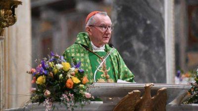 Parolin: Sant'Egidio, pueblo de