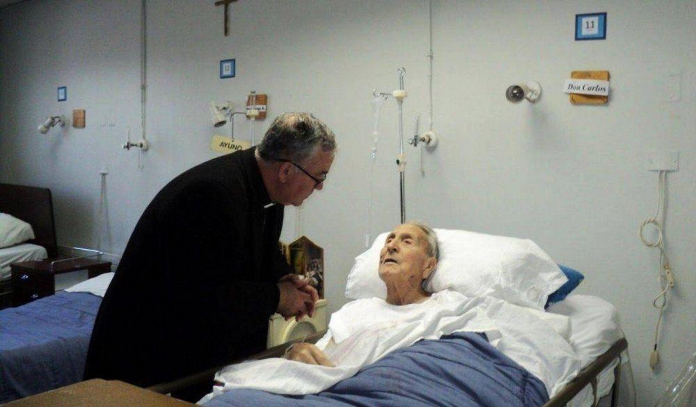 Capellán de hospital reivindica el derecho a la asistencia religiosa: