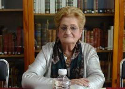 IMEPP entrega reconocimiento a Alicia Gojman de Backal en el Alcázar del Castillo de Chapultepec