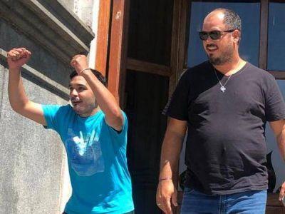 Triunfo obrero: Aguas de Balcarce reincorporó al trabajador despedido luego de una tensa reunión en el Municipio