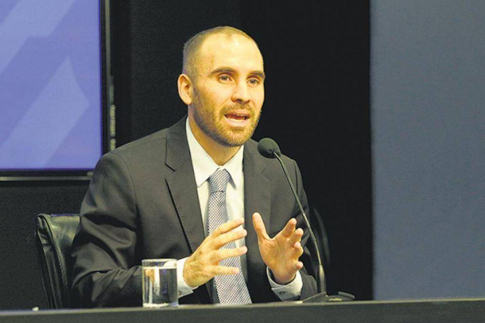 Economía postergó los pagos de capital del AF20 al 30 de septiembre