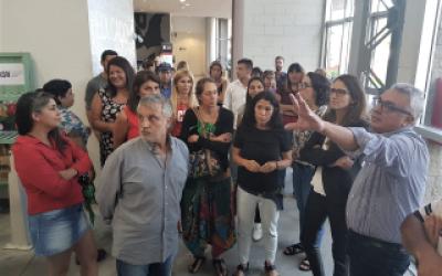 Tigre: Zamora y la Ministra de la Mujer Gómez Alcorta repasaron políticas de género en el distrito