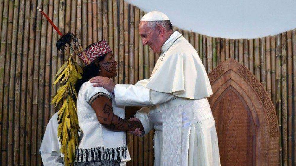 Querida Amazonia, la Exhortación del Papa para una Iglesia con rostro amazónico
