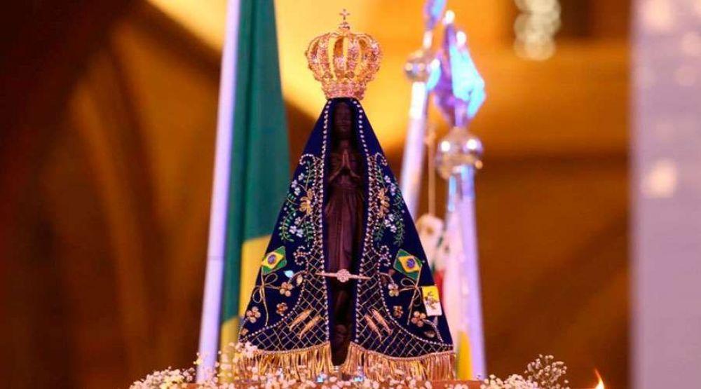 Santuario de Nuestra Señora de Aparecida acogerá la mayor peregrinación del año en Brasil