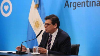 Los gremios de la energía se reunieron con Moroni y ratificaron su respaldo a Alberto Fernández