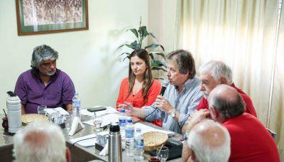La Corriente Federal sella alianza estratégica con Pymes para promover un modelo de país inclusivo