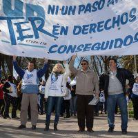 Río Negro: La Unter se declaró en estado de alerta y movilización exigiendo paritarias